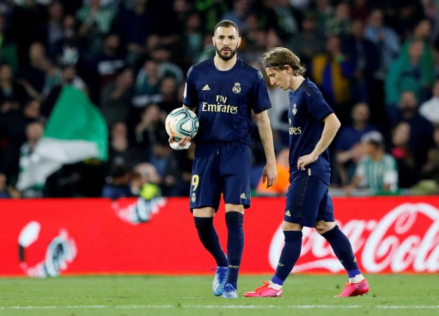 Futbolistas del Real Madrid, en cuarentena por coronavirus