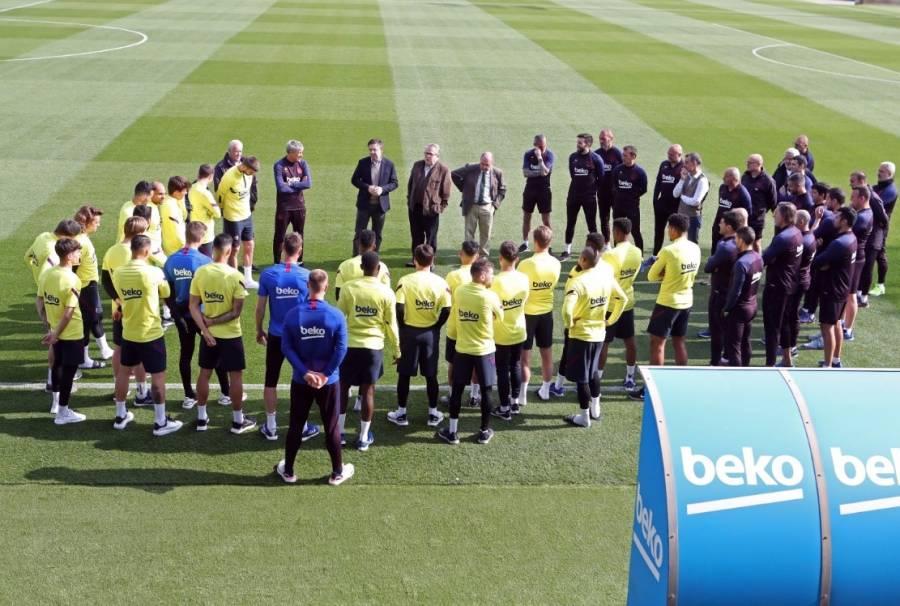 Barcelona suspende actividades deportivas por coronavirus