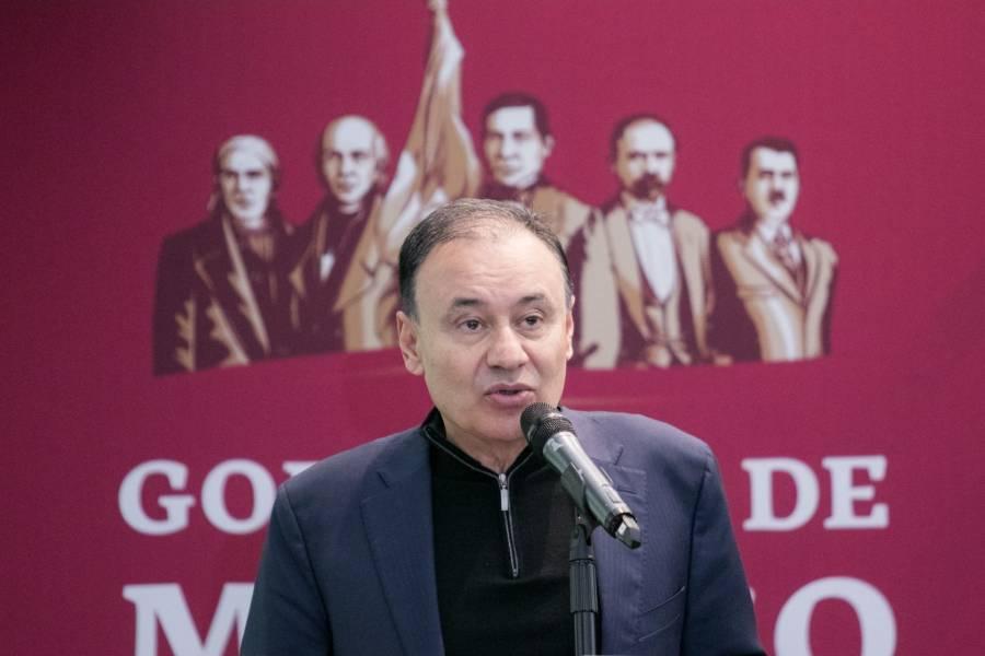 Alfonso Durazo manda comunicado para que servidores públicos no emitan opiniones y pronunciamientos por coronavirus