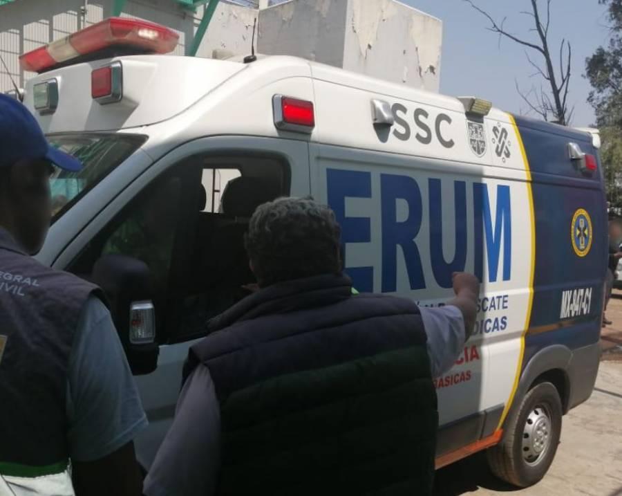 SSC y Cuajimalpa desmienten probable caso de coronavirus en la Alcaldía