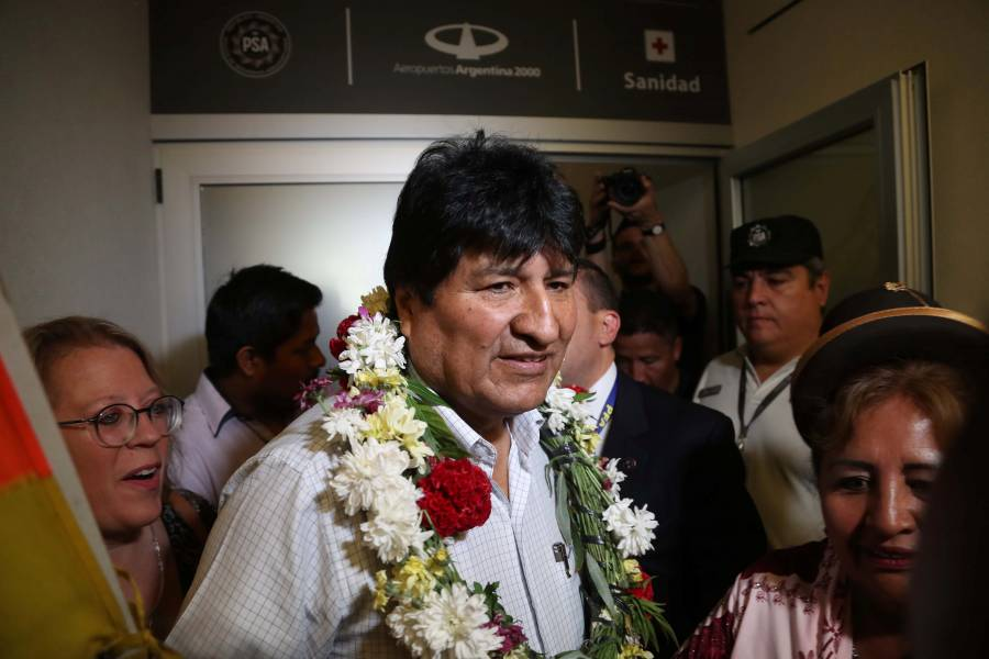Tribunal ratifica inhabilitación de Evo Morales como candidato