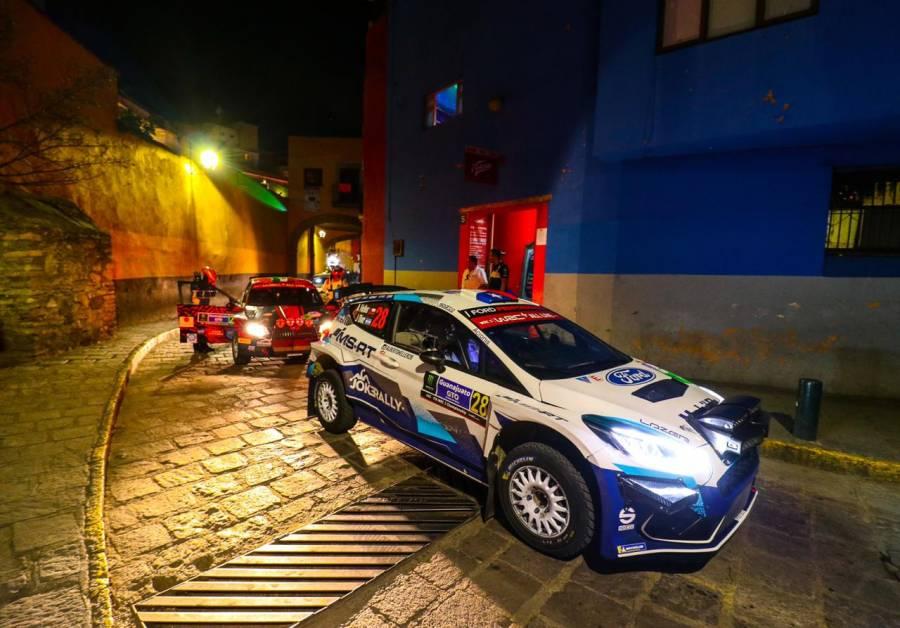 Arranca el Campeonato Mundial de Rally en Guanajuato