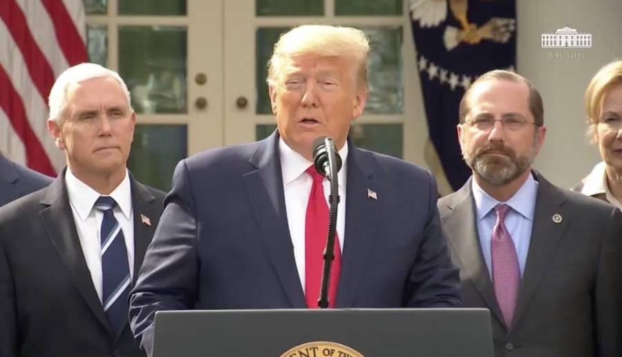Trump: Estados Unidos aprovechará el bajo precio del crudo para llenar sus reservas estratégicas
