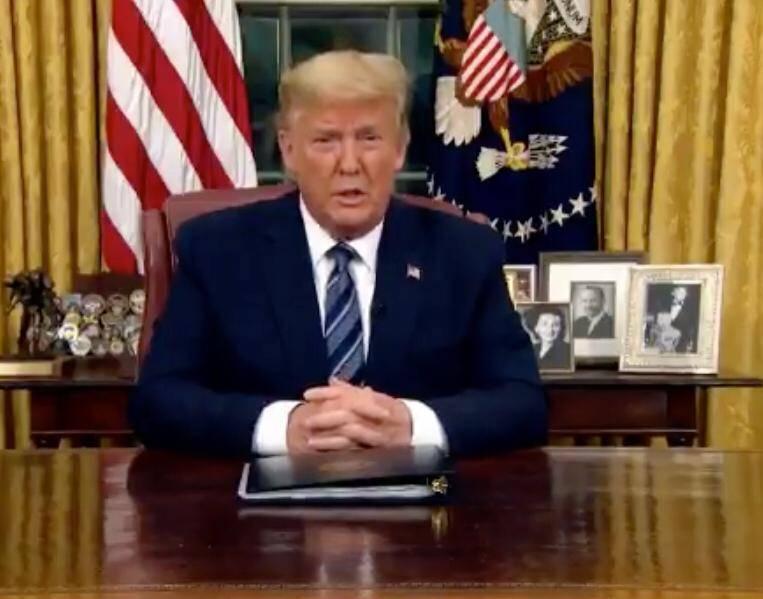 Donald Trump: Declararemos estado de emergencia nacional