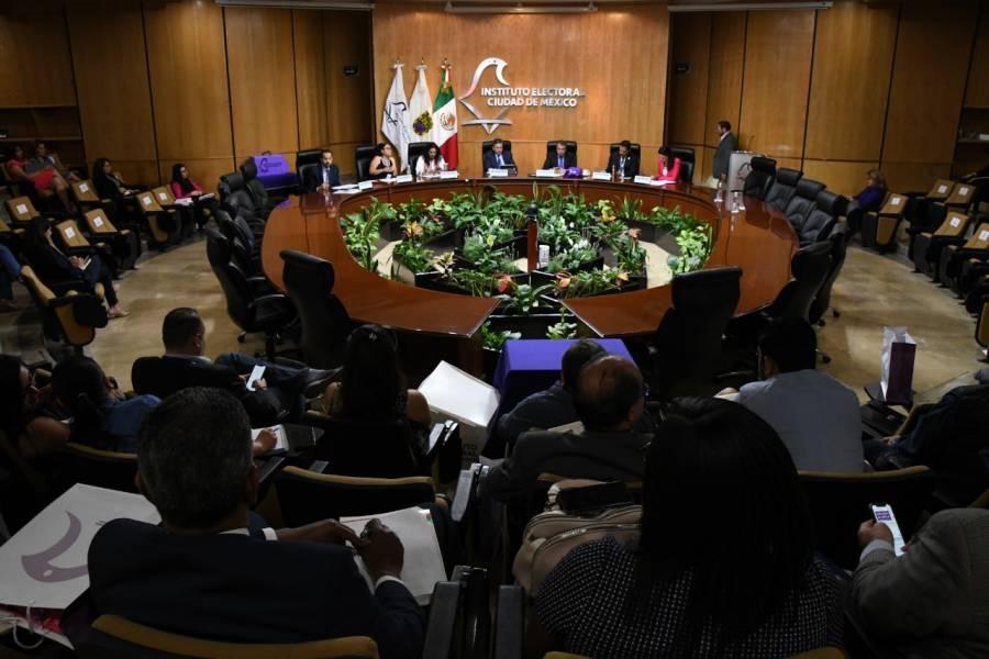 Observadores nacionales e internacionales en ejercicios de participación ciudadana