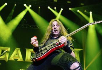 Megadeth cancela presentación en el Hell and Heaven