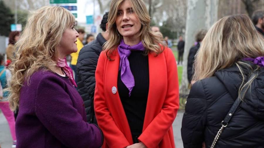 Begoña Gómez, esposa del presidente de España, da positivo para coronavirus