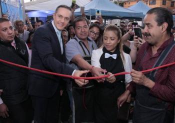 Celebra sus 45 años el Mercado Rosa Torres