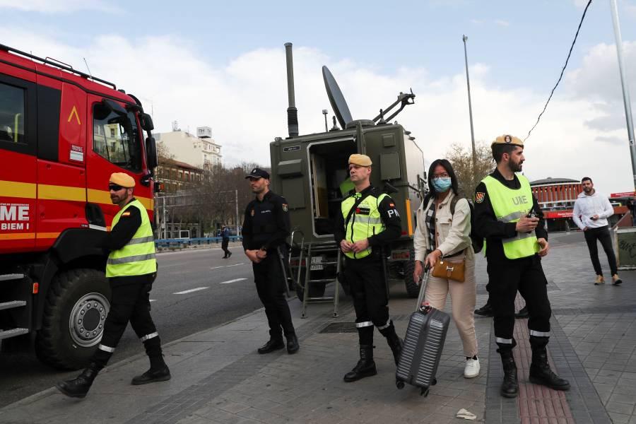 En las últimas 24 horas, 100 personas murieron en España por coronavirus