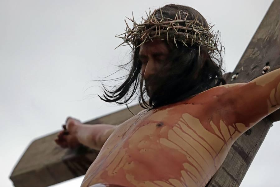 Sheinbaum todavía no sabe si se cancela Pasión de Cristo en Iztapalapa