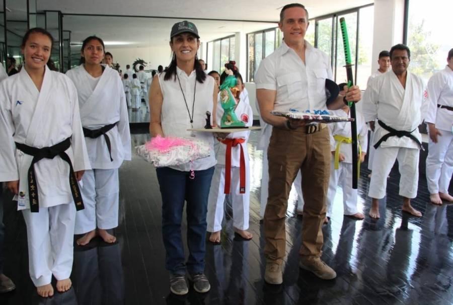 Inauguran en Cuajimalpa nuevas instalaciones del Deportivo Morelos