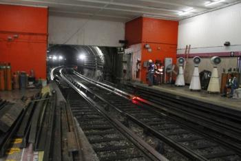 Metro con horario especial este lunes, el martes probablemente abran estaciones cerradas por choque en L1