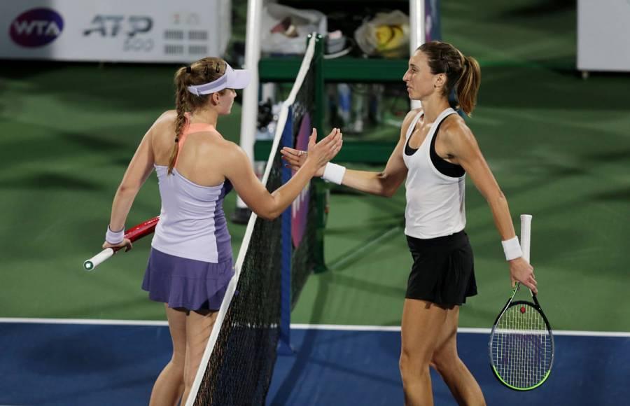 WTA suspende competencias hasta el 2 de mayo