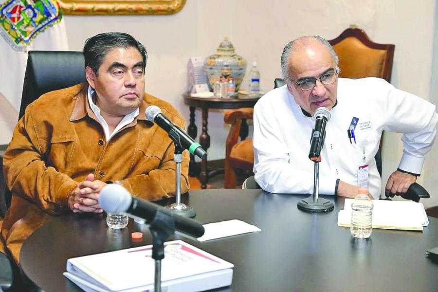 Covid-19 es un asunto de gobierno, no solo de Salud: Barbosa