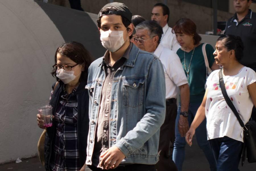 Reportan primer caso de Covid-19 en Tamaulipas