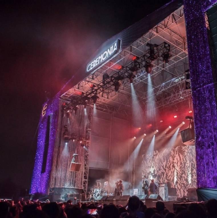 Coronavirus obliga a posponer primera edición del festival Ceremonia en la CDMX
