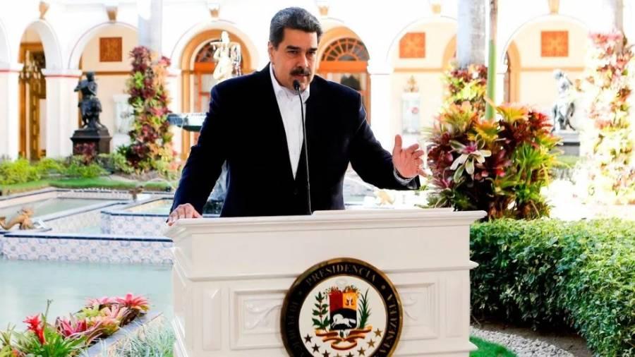 Anuncia Nicolás Maduro cuarentena total en Venezuela