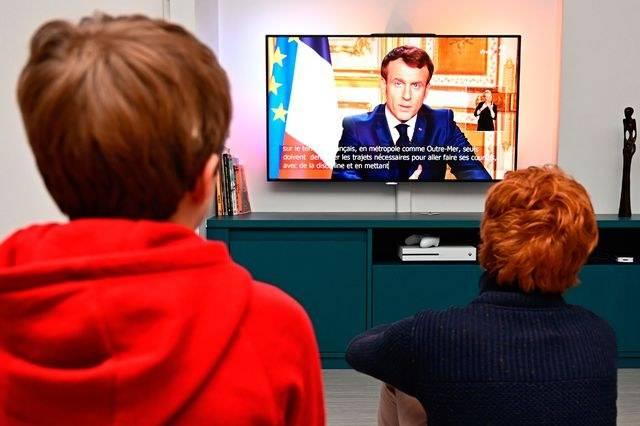 Multará gobierno de Francia a quienes no respeten la cuarentena obligatoria