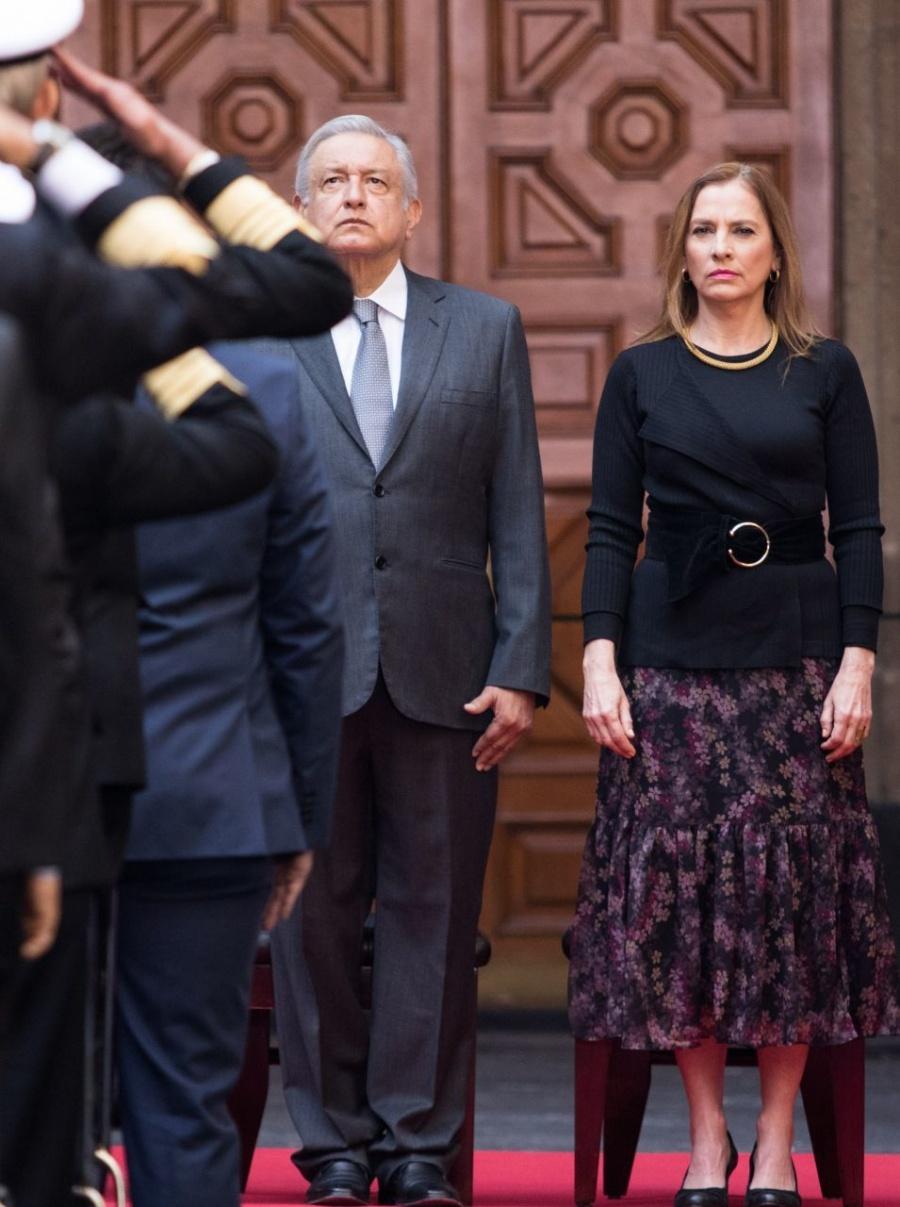 Beatriz Gutiérrez regresa a Twitter