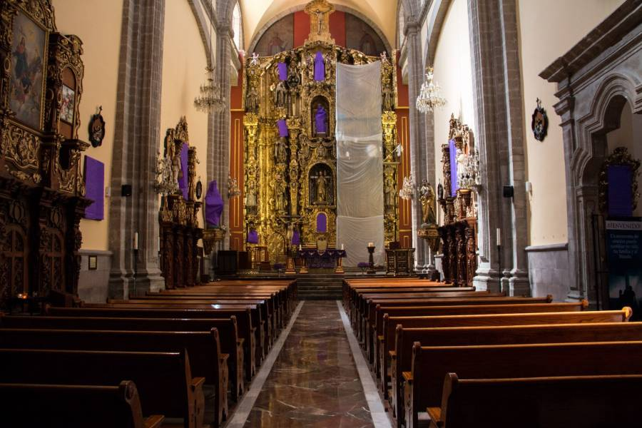 No habrá misa dominical ni catecismo para evitar coronavirus