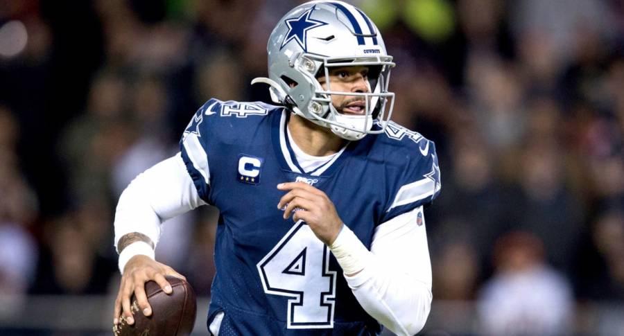 Prescott se vuelve jugador franquicia en Dallas