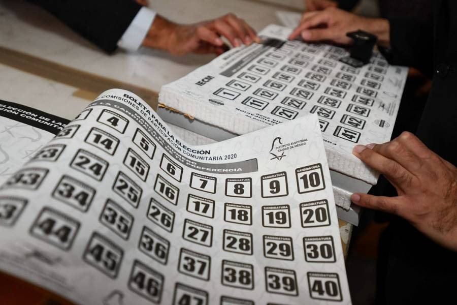 Suspenden votación de Copaco en la Cuauhtémoc por violencia