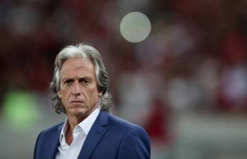 Jorge Jesús, DT del Flamengo, da positivo por Covid-19