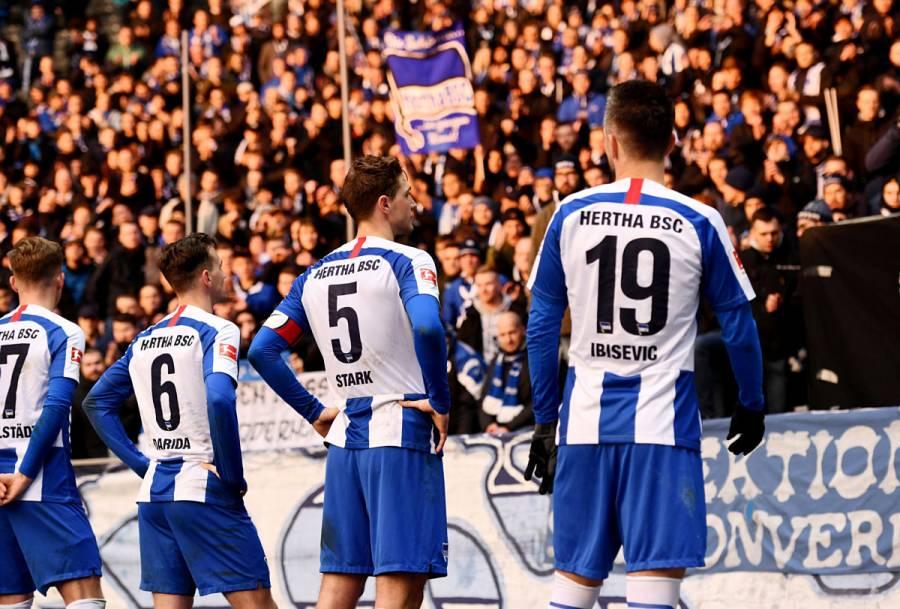 Hertha Berlín confirma caso de coronavirus en su escuadra