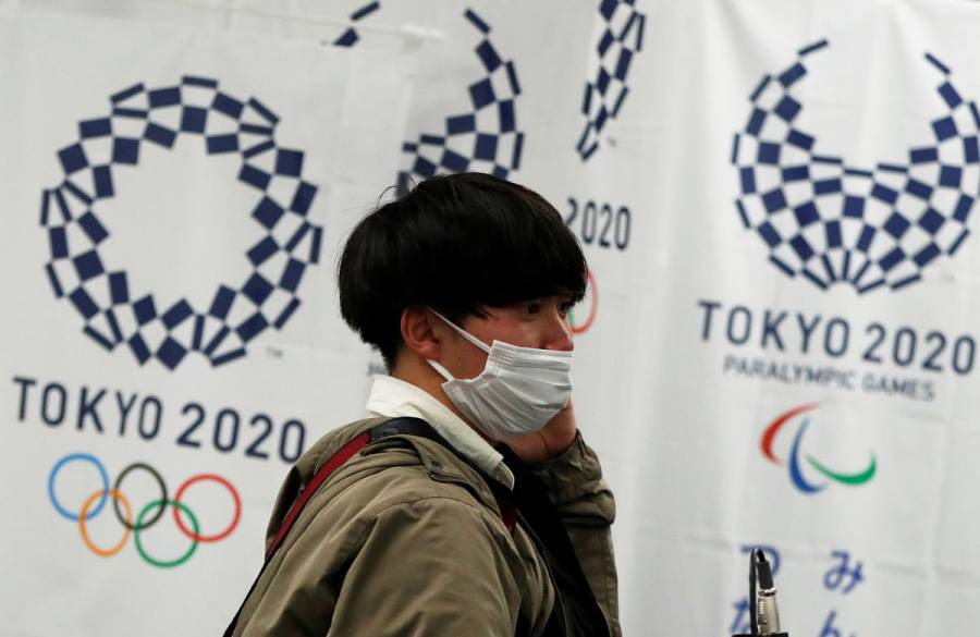 Tokio 2020, inamovible pese a coronavirus: COI
