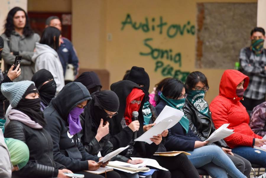 UAEMex: Autoridades y paristas rompen acuerdos, continúa el paro