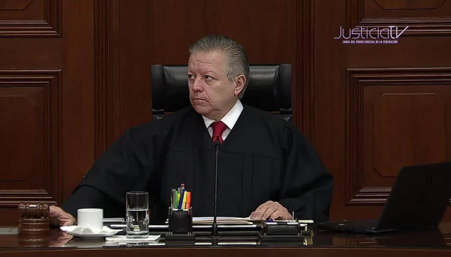 Suprema Corte suspende actividades hasta el 20 de abril