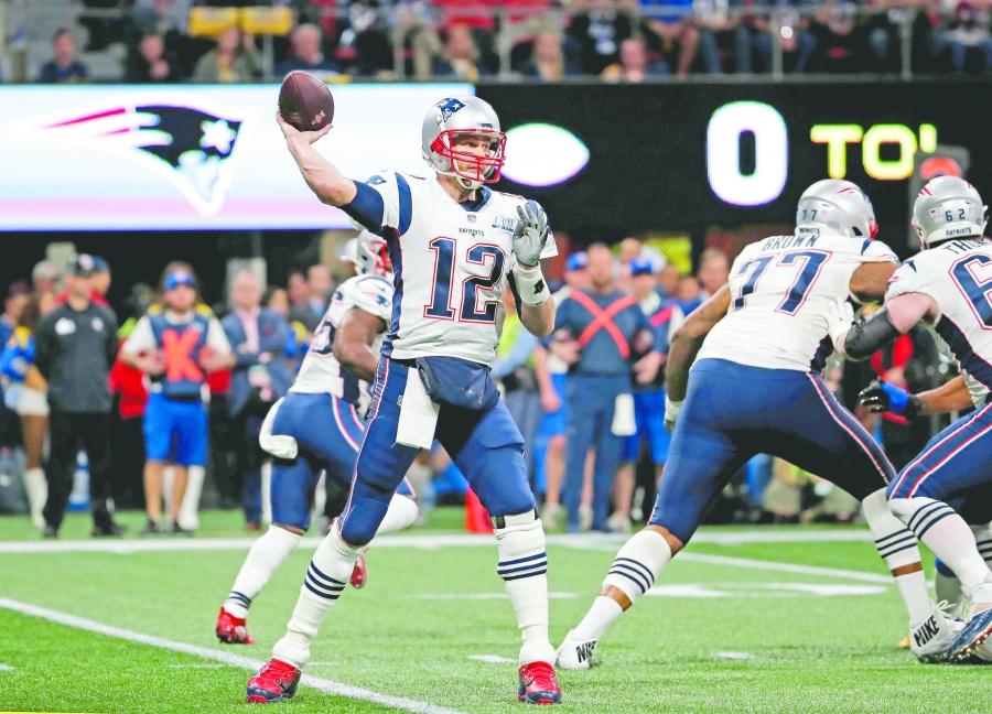 """Con seis anillos Tom Brady sale de los """"Pats"""" y llega a Tampa Bay"""