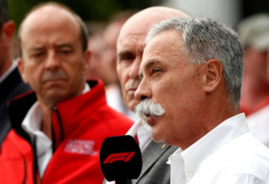F1 se disculpa con afición tras cancelación de fechas