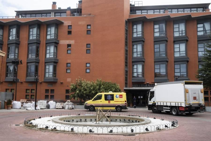 Reportan la muerte de 19 ancianos en una residencia de Madrid