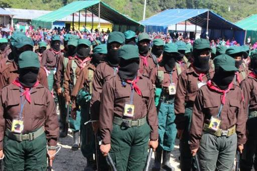 El EZLN se declara en alerta roja ante coronavirus