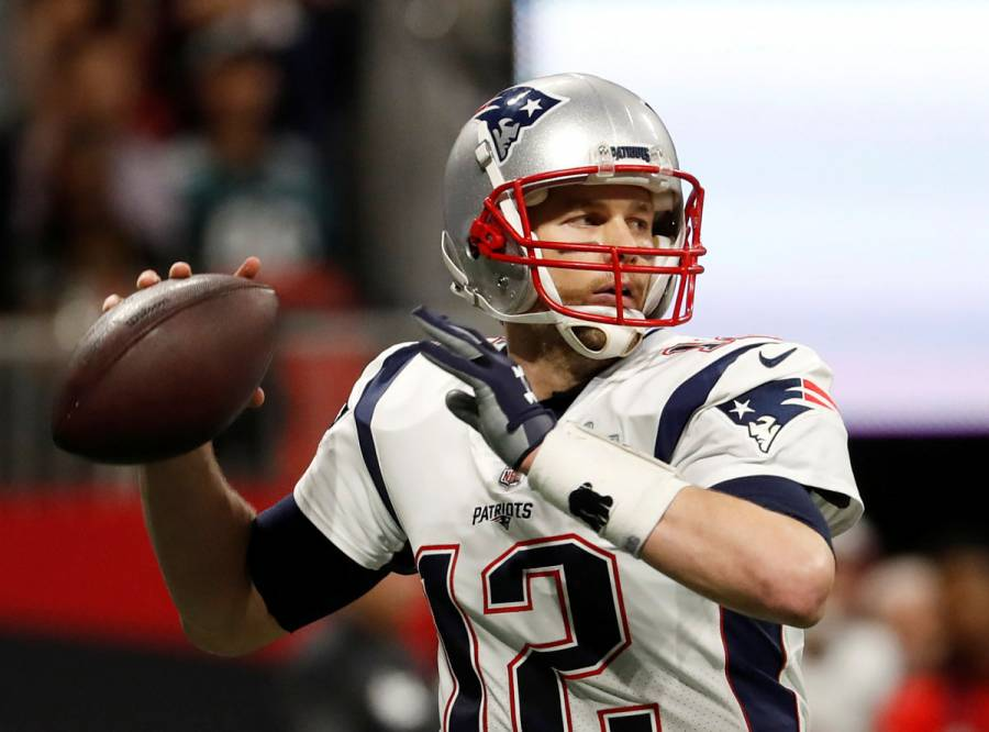 Tom Brady deja a los New England Patriots tras 20 años
