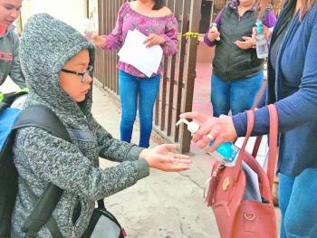 En primarias sin agua no podrán aplicar medidas contra Covid-19