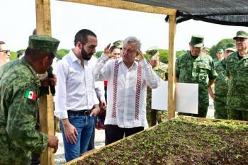 Rechaza AMLO polemizar con presidente de El Salvador por coronavirus
