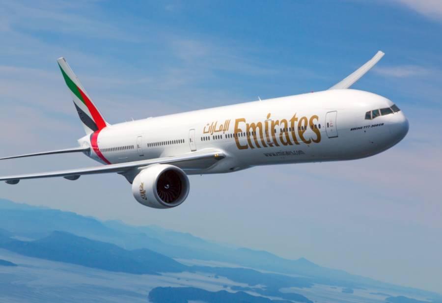 Emirates suspende ruta hacia la CDMX por el coronavirus