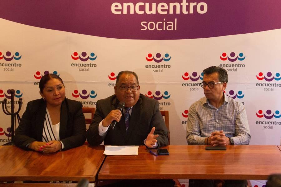 ARUEBA PLENO REELECCIÓN DE DIPUTADOS DONDE PARTIDOS PERDIERON REGISTRO