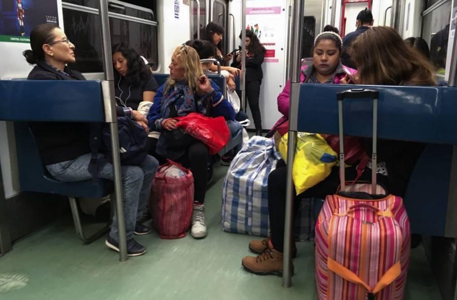 Coordinará en el Metro un Gabinete de crisis las medidas contra el COVID-19