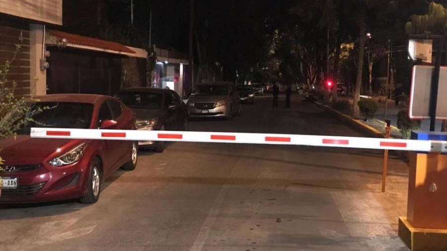 Se registran asaltos y balacera en el sur de la CDMX