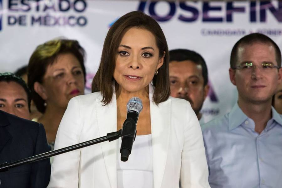 Josefina Vázquez Mota recrimina el papel del secretario de Salud ante coronavirus