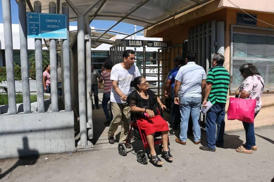 Suman 7 fallecidos por medicamento contaminado en hospital de Pemex