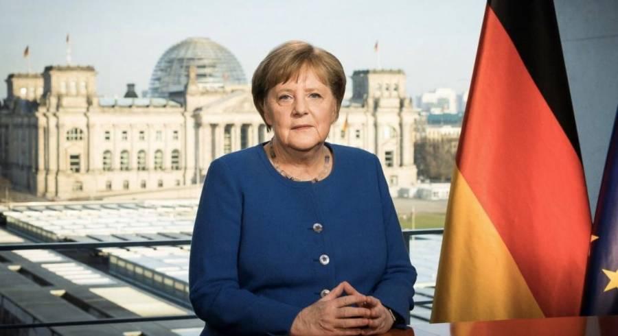 Merkel sobre coronavirus: