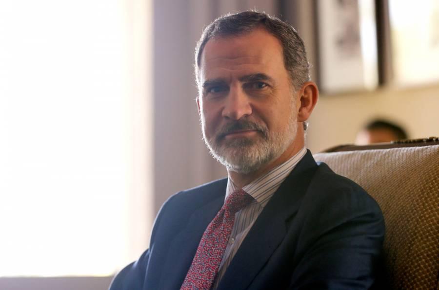 """Españoles en cuarentena """"cacerolean"""" contra Rey Felipe VI"""