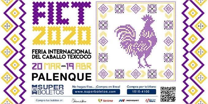 Reprograman la Feria Internacional del Caballo Texcoco, hay nuevas fechas