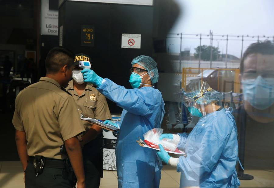 Perú registra fuerte incremento de casos de Covid-19; suma 234