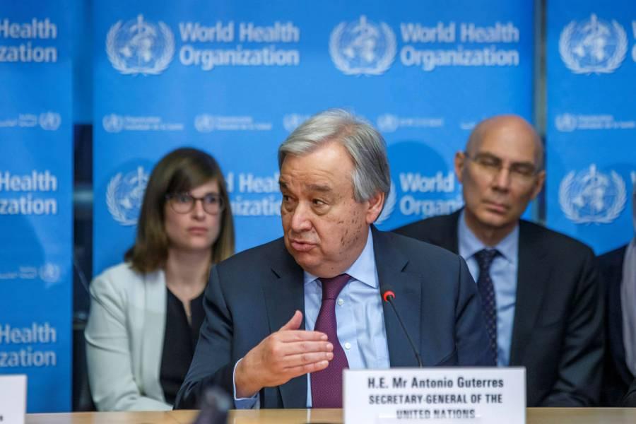 Recesión global por coronavirus, casi una certeza: ONU