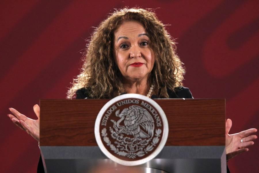 Presentan demanda de juicio político contra Sanjuana Martínez por violar huelga y leyes